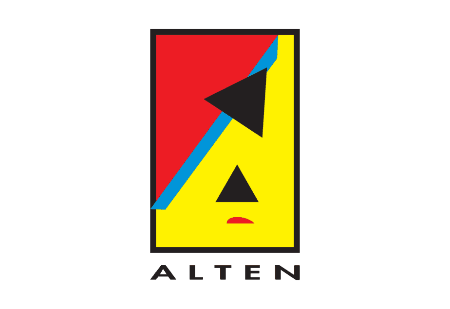 Alten Logo Engineering Logos Project Management Logo